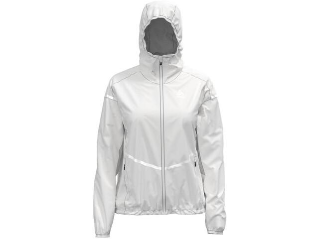Odlo Zeroweight Light Jacket Damen white